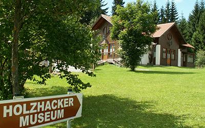 Holzhackermuseum Bärnkopf