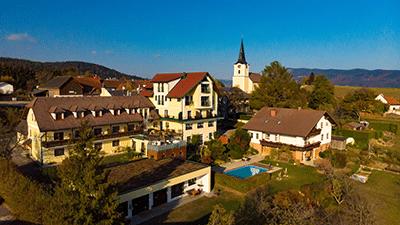 Landhotel Fischl – Hotel des Glücks