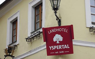 Landhotel Yspertal Schaar