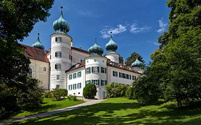 Schloss Artstetten, Museum, Naturschlosspark & Schloss Café