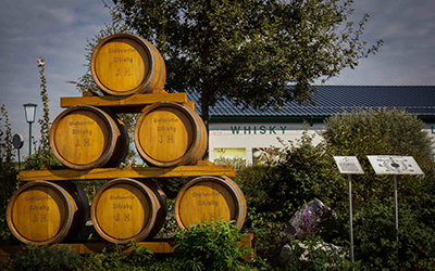 Whisky-Erlebniswelt Haider