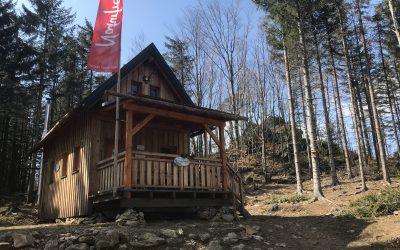 Schutzhütte Peilstein (1018m)